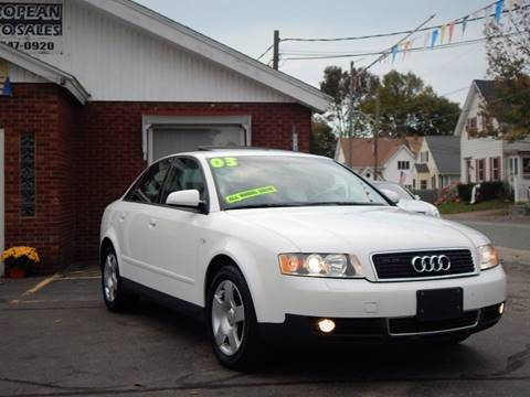 2003 Audi A4 for sale in Whitman, MA