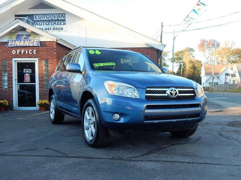 2006 Toyota RAV4 for sale in Whitman, MA
