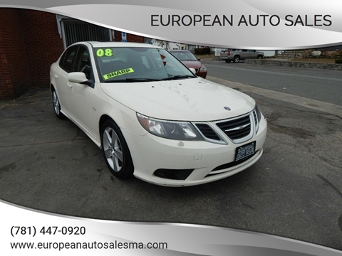 2008 Saab 9-3 for sale in Whitman, MA