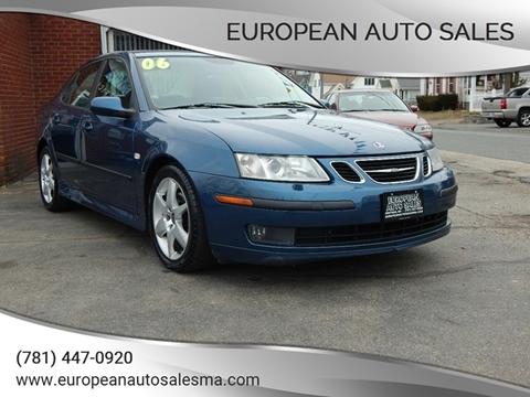 2006 Saab 9-3 for sale in Whitman, MA