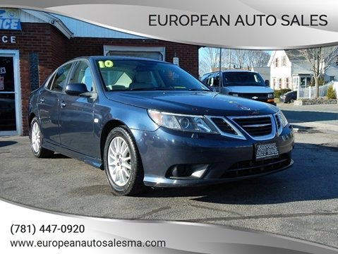 2010 Saab 9-3 for sale in Whitman, MA
