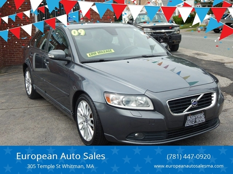 2009 Volvo S40 for sale in Whitman, MA