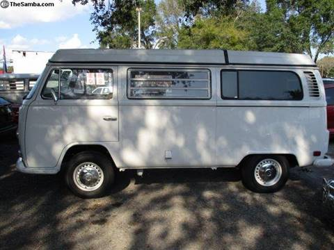 1972 Volkswagen Bus For Sale In Tampa FL