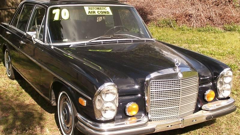 1970 Mercedes-Benz 280-Class