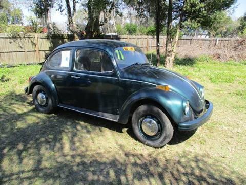 1971 Volkswagen Beetle for sale in Tampa, FL