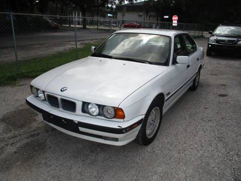 Used 1995 Bmw 5 Series For Sale Carsforsalecom