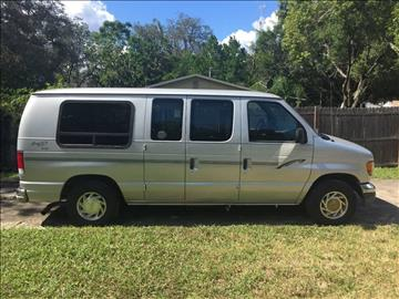 1999 Ford E-150 for sale in Tampa, FL