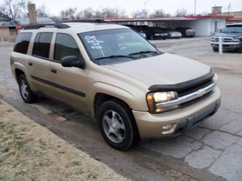 2005 Chevrolet TrailBlazer EXT for sale in Enid, OK