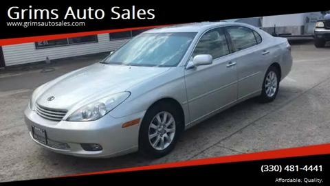 2004 Lexus ES 330 for sale at Grims Auto Sales in North Lawrence OH