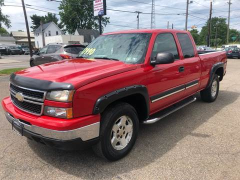 2007 Chevrolet Silverado 1500 Classic for sale in North Lawrence, OH
