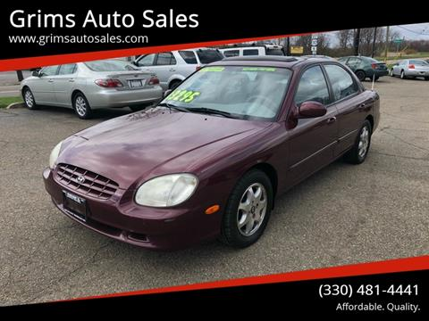 2000 Hyundai Sonata GLS for sale at Grims Auto Sales in North Lawrence OH