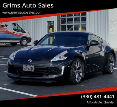 2013 Nissan 370Z Touring for sale at Grims Auto Sales in North Lawrence OH