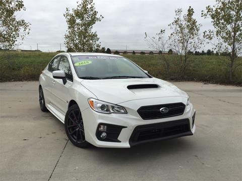 2018 Subaru WRX for sale in Lees Summit, MO