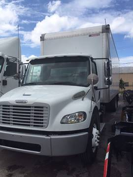 2012 Freightliner M2 106 for sale in South Houston, TX