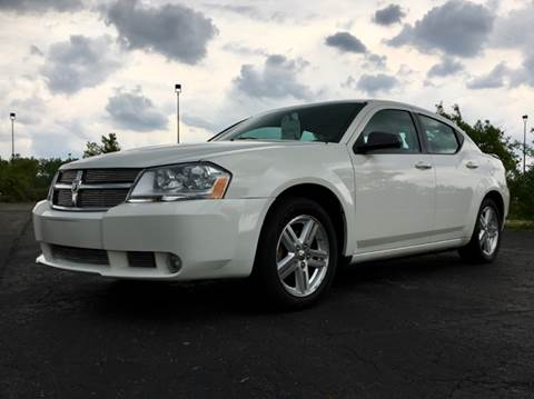 2008 Dodge Avenger for sale in Flint, MI