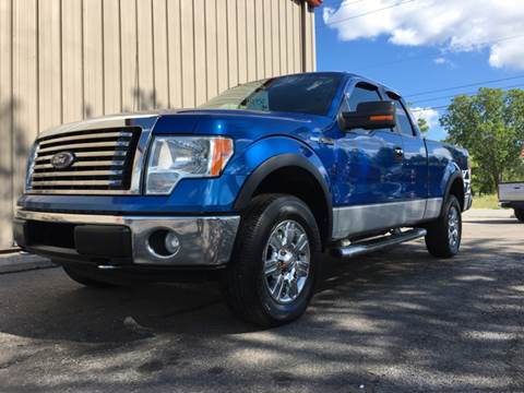 2010 Ford F-150 for sale in Flint, MI