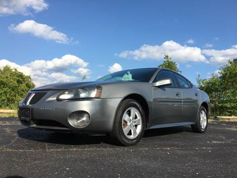 2008 Pontiac Grand Prix for sale in Flint, MI