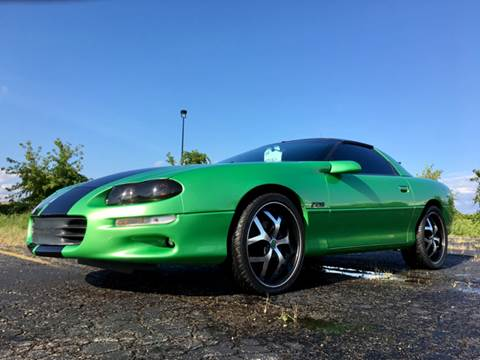 2000 Chevrolet Camaro for sale in Flint, MI