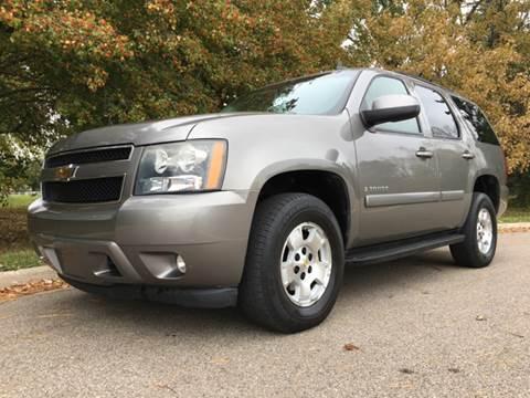 2007 Chevrolet Tahoe for sale in Flint, MI