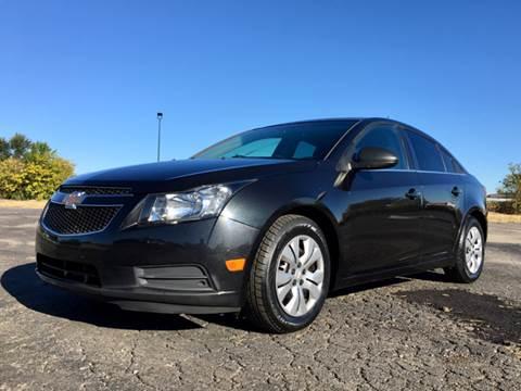 2012 Chevrolet Cruze for sale in Flint, MI
