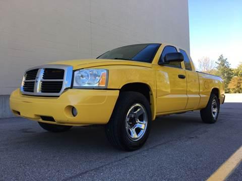 2007 Dodge Dakota for sale in Flint, MI