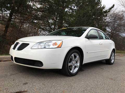 2007 Pontiac G6 for sale in Flint, MI