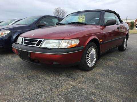 1997 Saab 900 for sale in Flint, MI