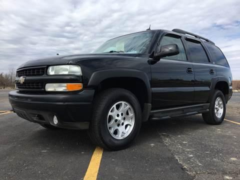 2004 Chevrolet Tahoe for sale in Flint, MI