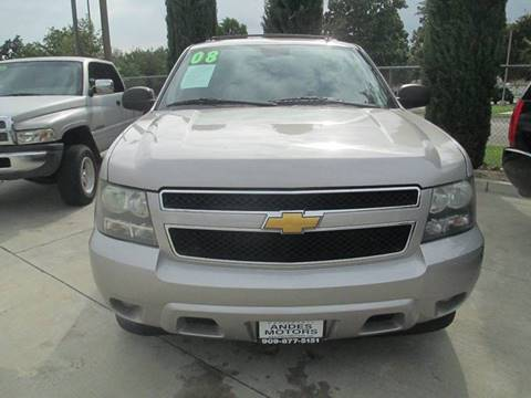 2008 Chevrolet Suburban for sale in Bloomington, CA