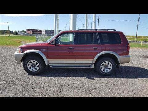2001 Mitsubishi Montero Sport for sale in Foley, MN