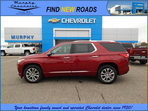 2018 Chevrolet Traverse for sale in Foley, MN