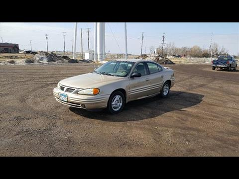 2002 Pontiac Grand Am for sale in Foley, MN