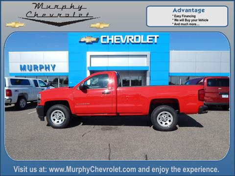 2016 Chevrolet Silverado 1500 for sale in Foley, MN