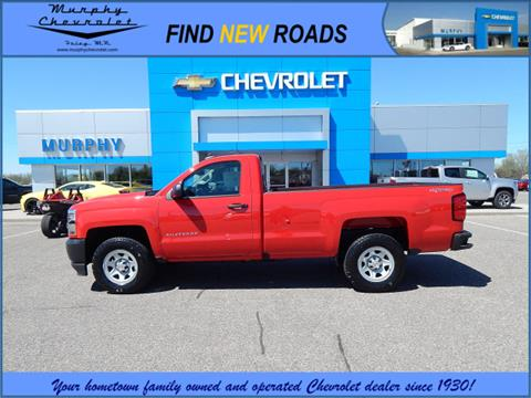 2017 Chevrolet Silverado 1500 for sale in Foley, MN