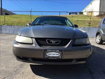 2004 Ford Mustang for sale in Columbia, SC