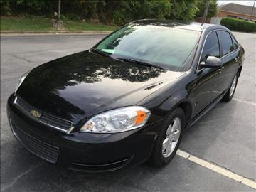 2009 Chevrolet Impala for sale in Marietta, GA