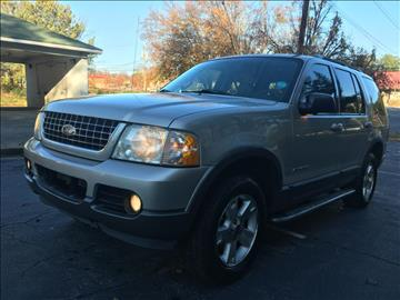 2004 Ford Explorer for sale in Marietta, GA