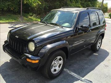 2003 Jeep Liberty for sale in Marietta, GA