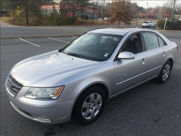 2009 Hyundai Sonata for sale in Marietta, GA