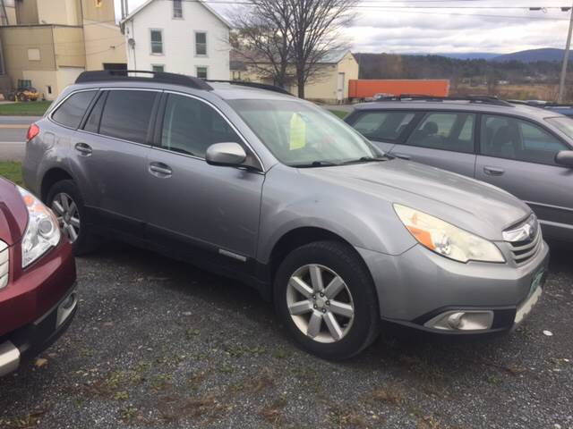 RPMWired.com car search / 2010 Subaru Outback 2.5i Limited AWD 4dr Wagon / Junction Auto Center / New Haven / VT / 05472