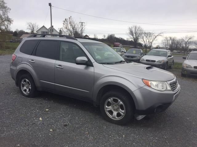 RPMWired.com car search / 2010 Subaru Forester