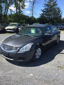 2010 Nissan Altima for sale in New Haven, VT