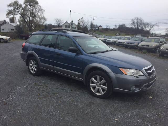 RPMWired.com car search / 2008 Subaru Outback 2.5i AWD 4dr Wagon 4A / Junction Auto Center / New Haven / VT / 05472