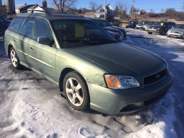 RPMWired.com car search / 2003 Subaru Legacy L Special Edition AWD 4dr Wagon / Junction Auto Center / New Haven / VT / 05472