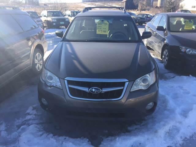 RPMWired.com car search / 2009 Subaru Outback