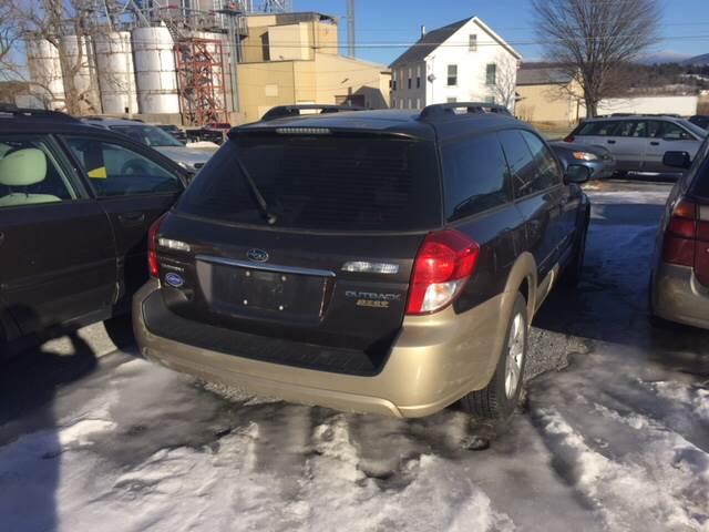 RPMWired.com car search / 2008 Subaru Outback