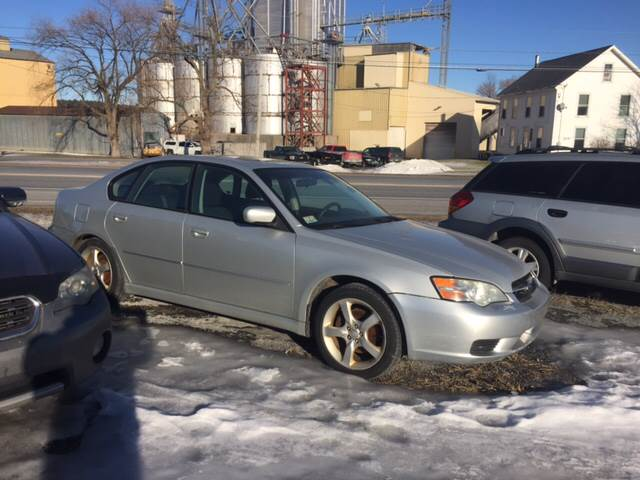 RPMWired.com car search / 2006 Subaru Legacy