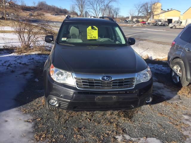 RPMWired.com car search / 2010 Subaru Forester
