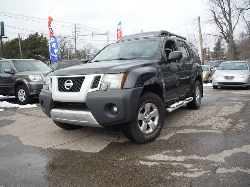 2009 Nissan Xterra 4x4 Off Road 4dr Suv 5a In Cleveland Oh