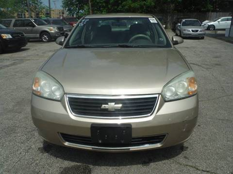 2007 Chevrolet Malibu for sale in Cleveland, OH